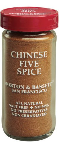 Morton Bassett Online limited product Chinese 5 Spice Pack 1.9-Ounce 3 Fashion of Jars