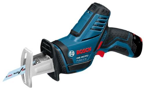 Bosch Professional Batterie Scie sabre, GSA 10,8 V-LI Professional
