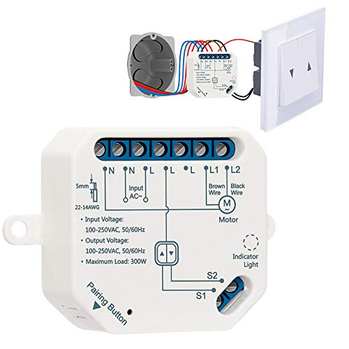 LoraTap WiFi Blinds Switch, Blinds Relay