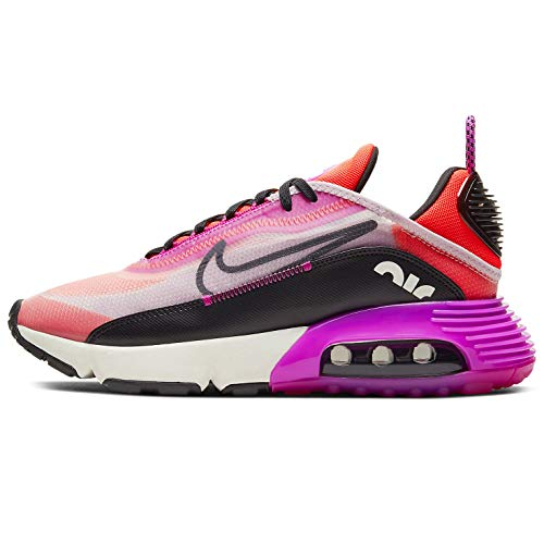 Nike CK2612-500, Sneaker Mujer, Multicolor, 38 EU