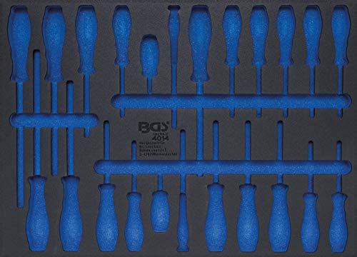 BGS 4014-5 | Werkstattwageneinlage 3/3 | leer | für Art. 4014
