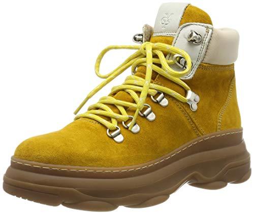 Marc O'Polo Damen 90815336301315 Stiefeletten, Gelb (Yellow 260), 38 EU