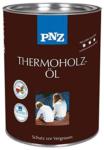 PNZ Thermoholz-Öl, Gebinde:2.5L, Farbe:thermoholz