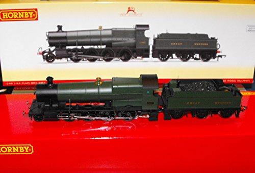 Hornby R3106 00 Gauge 256mm Preserved Steam Locomotive Train Model