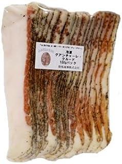 冷凍 グアンチャーレ クルード 100g スライス 約22枚 Guanciale crudo ボッテガ・ディ・アド