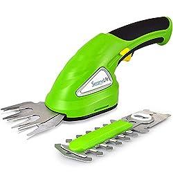cheap SereneLife Cordless gas cutter, cordless glass cutter, trimmer, hand cutter, lawn mower …