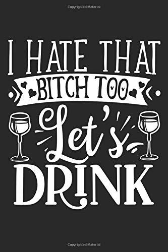 vino: Wine Notebook A5 Checkered - per pianificare, organizzare e scrivere