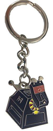 K-9 Doctor Who Keychain Keyring