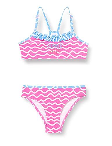 Schiesser Mädchen Bustier Bikini-Set, Multicolor 2, 116