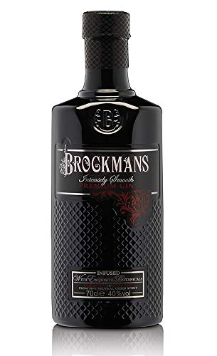 BROCKMANS ginebra botella 70 cl