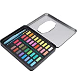 36 Colors Watercolour Paint Essential Set...