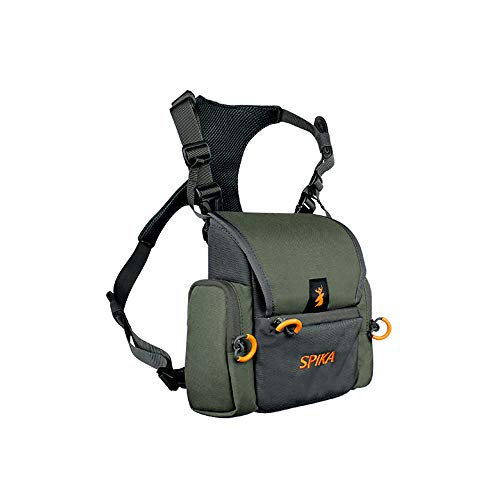SPIKA Hunting Chest Pack Front Pouch Adjustable Vest Bags