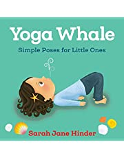 Hinder, S: Yoga Whale (Yoga Bug Board Book)