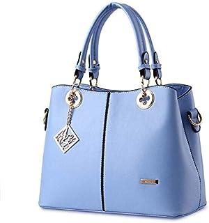 ALQDPL Bags Handbags Women pu Leather Handbag casual solid color Shoulder Bag Female high quality fashion brand designer bolsa feminina
