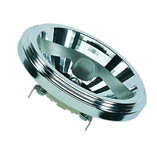 Osram Halospot 60 Watt, 12 Volt, G53 6X1 48837 ECO WFL - Lámpara halógena