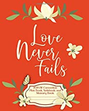 Love Never Fails 2019 JW Convention Plan Book, Notebook and Memory Book: Notebook for Regional or International Convention Attendees