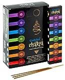 Goloka Chakra Incienso 12 caja de 15 gr., c/u.