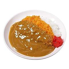 食品サンプル屋さんのミニグルメ(カツカレー)【食品サンプル 雑貨 食べ物 ミニチュア インテリア】