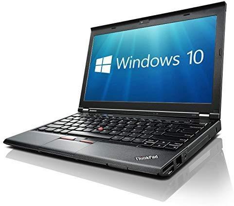 Lenovo X230 12in Intel Core i5 2.60GHz, 8GB Ram, 256GB SSD, Windows 10 Professional (Renewed)
