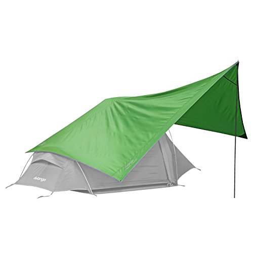Vango Trek Tarp Sonnensegel Trekking Vor Zelt Dach Schutz Camping Outdoor 5000mm Grün