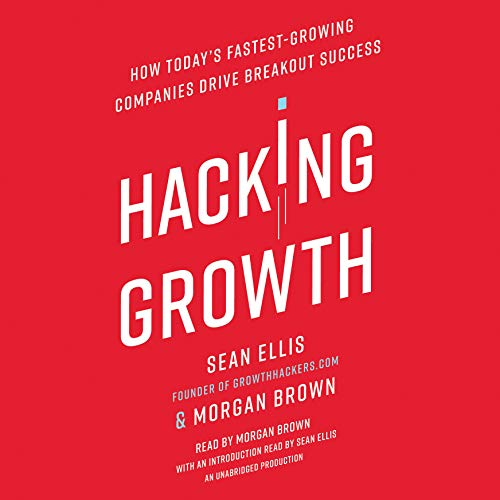 Couverture de Hacking Growth