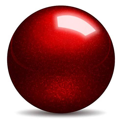 ELECOM Ersatz-Trackball für 34 mm Trackball-Maus, Rot (M-B1RD)