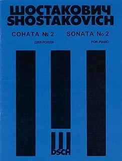 shostakovich piano sonata no 2