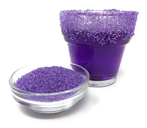 Purple Cocktail Sugar