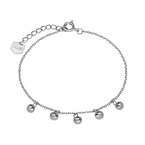 Cluse Damen-Kettenarmband Messing CLJ12011