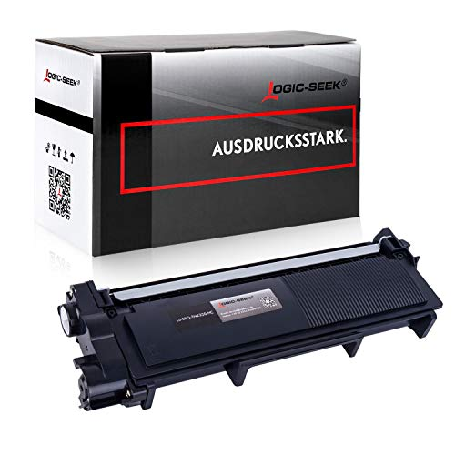 Logic-Seek Toner kompatibel für Brother TN-2320 XL HL-L2340DW HL-L2360DN DCP-2500 2520 2540 2560 2700 Series D DW DN HL-2300 2320 2365 2380 Series D DW DN MFC-2700 2703 2720 2740 Series DW CW