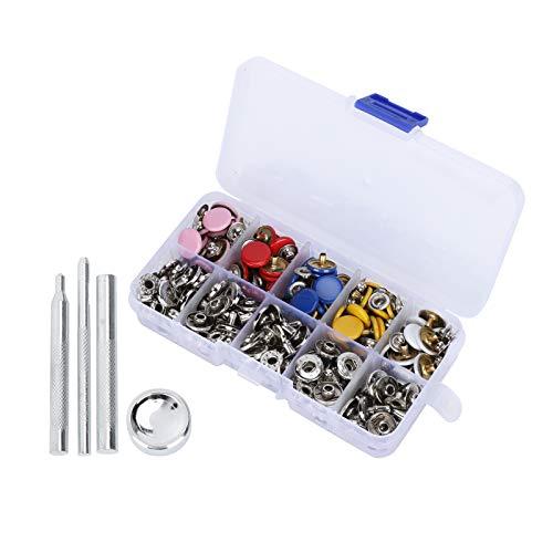 Botones a presión Sujetadores Sujetadores Alicates Broche para ropa Ropa para niños Baberos Pañales Telas de lana Herramienta de botón Tich de cuero