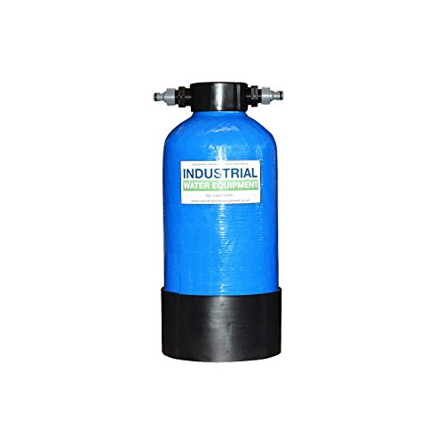 IWE 11 Litre EMPTY DI Resin Vessel with Clunk-Click fittings - For Window Cleaning/Pure Water
