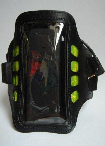 Mobi-Click Armmanschette mit 8 LED für Life-Tel 2 und Life-Tel 1 Plus