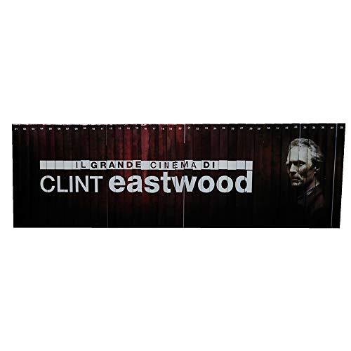 Il grande cinema di Clint Eastwood - Collezione completa 38 DVD - Editoriale La Gazzetta dello Sport