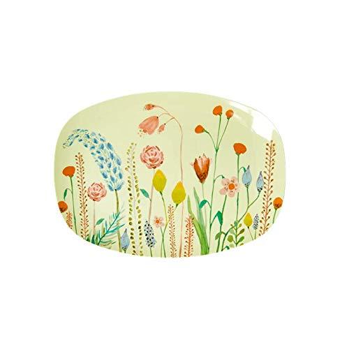 Rice Teller/ Platte klein aus Melamin