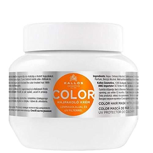 Kallos Masque Couleur pour Cheveux 275 ml