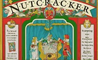 nutcracker advent calendar book