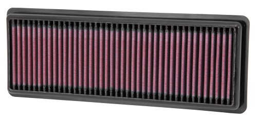 K&N Engine Air Filter: High Performance, Premium, Washable, Replacement Filter: Fits 2012-2017 FIAT (500, Abarth), 33-2487