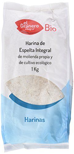 El Granero Integral HARINA DE ESPELTA INTEGRAL BIO 1 Kg