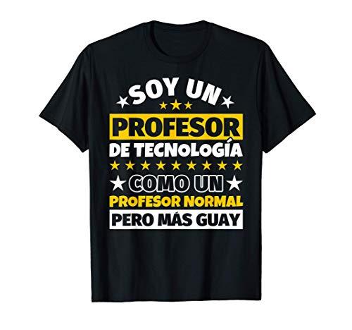 Hombre Profesor de Tecnología Regalo Camiseta