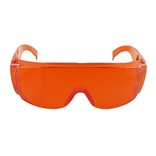 Vinmax Dental Lab Safety Glasses Goggle Glasses Anti-Fog Glasses Protective Eye for Curing Light Whitening