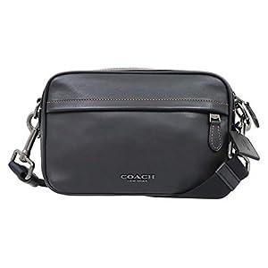 [コーチ] COACH バッグ(ショルダーバッグ) F39946 ブラック グラハム スムース レザー クロスボディー メンズ レディース [アウトレット品] [ブランド] [並行輸入品]