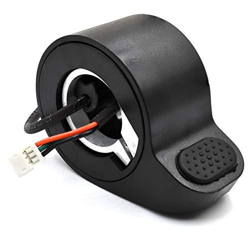 myBESTscooter - Unidad de Acelerador para los Modelos M365, 1S, Essential, Pro del Patinete eléctrico Xiaomi (Negro)