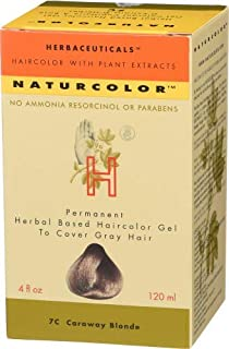 Naturcolor 7C Caraway Blonde Hair Dyes, 4 Ounce