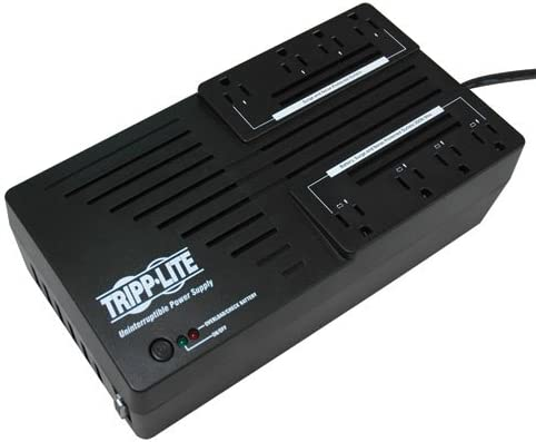 Tripp Lite AVR550SER Super popular specialty store 550VA AVR Under blast sales UPS DSL 5-15R 120V Outlet 8 TEL