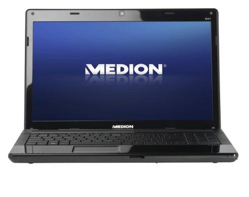Medion Akoya E6217 39,6cm (15,6 Zoll) Laptop (Intel Core i3 390M, 2,66GHz, 4GB RAM, 640GB HDD, Intel HD, DVD, Win 7 HP)