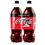 Coca-Cola Zero Pet, 2 x 1.35L