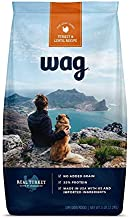 Amazon Brand - Wag Dry Dog Food Turkey and Lentil Recipe (5 lb. Bag) Trial
