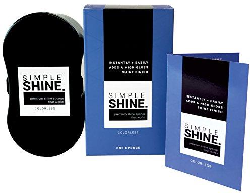 Premium Quality Neutral Shoe Shine Sponge Shining Luxury Leather Patent Waterproof