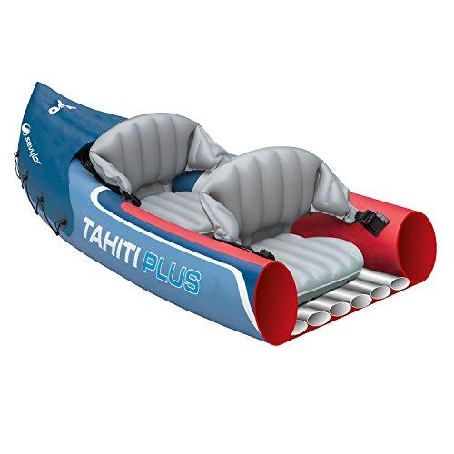 Sevylor Tahiti Plus Kayak - 2 + 1 Person Sports Apparel & Equipment Sporting Goods